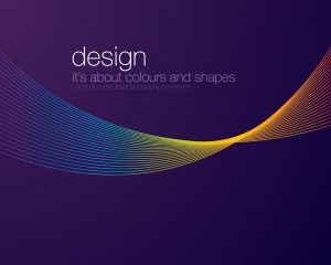 design-is-all-about-colors-and-shapes